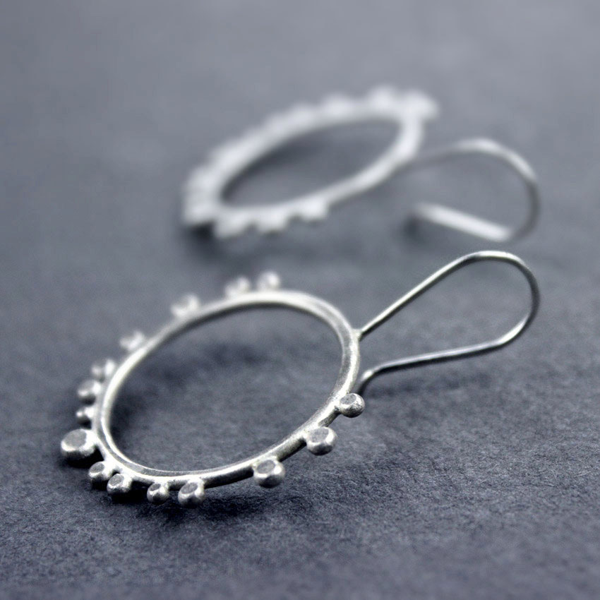 g-dot earrings